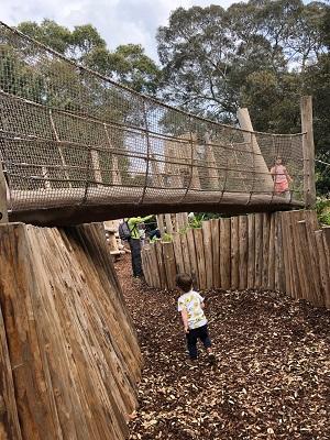 Children's Garden at Kew Gardens